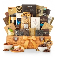 Grand Indulgence Gourmet Gift Basket